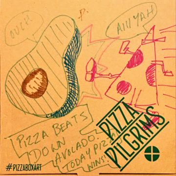 Pizza Pilgrims Shoreditch Pizzeria Near Old Street East London